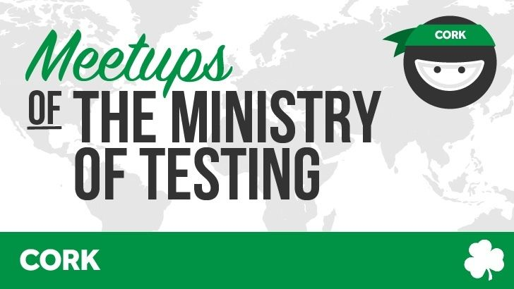 Ministry of Testing Cork